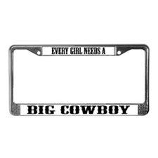 Funny Every License Plate Frame