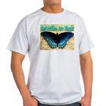 Butterflies Are Magic Ash Grey T-Shirt