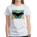 Butterflies Are Magic Women's T-Shirt