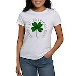 Four Leaf Clover Women's T-Shirt