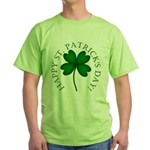 Four Leaf Clover Green T-Shirt