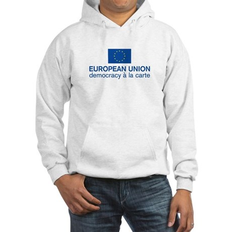 European Union Democracy a l Hooded Sweatshirt
