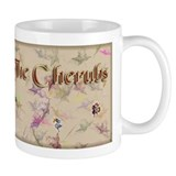 Cherubs Mug - right handed