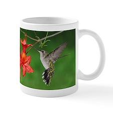 Hummingbird pair Mug