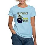Abstinence: 99.99% Effective Women's Light T-Shirt