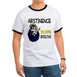 Abstinence: 99.99% Effective Ringer T