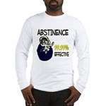 Abstinence: 99.99% Effective Long Sleeve T-Shirt