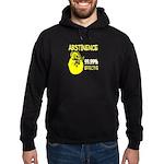 Abstinence: 99.99% Effective Hoodie (dark)