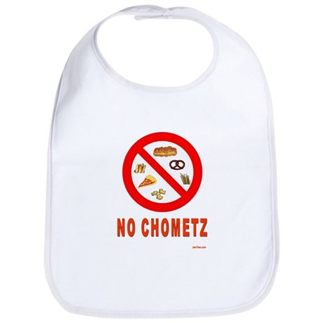 No Chometz Passover Bib