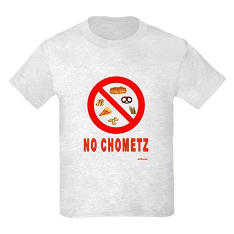 No Chometz Passover Kids Light T-Shirt