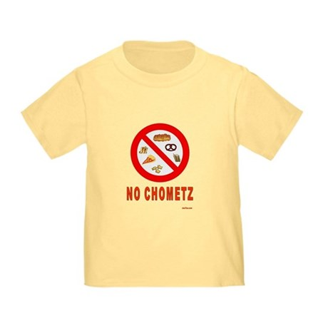 No Chometz Passover Toddler T-Shirt