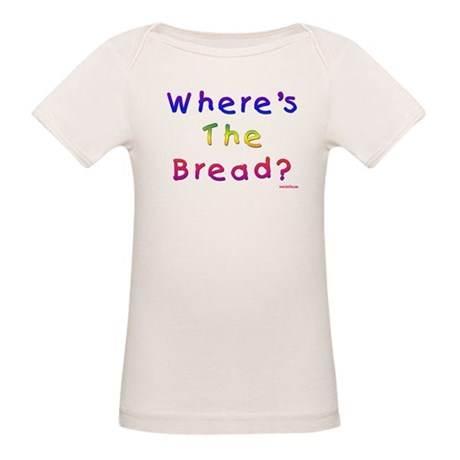 Missing Bread Passover Organic Baby T-Shirt