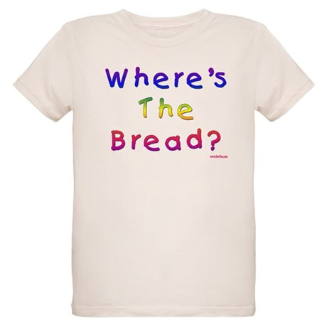 Missing Bread Passover Organic Kids T-Shirt
