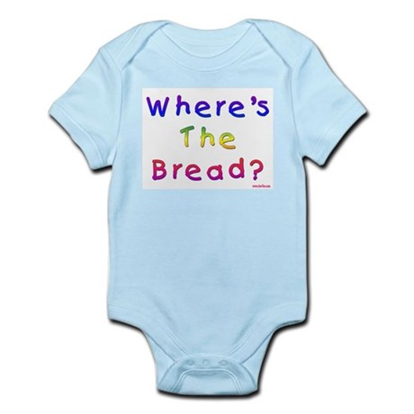 Missing Bread Passover Infant Bodysuit