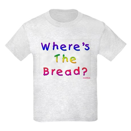 Missing Bread Passover Kids Light T-Shirt
