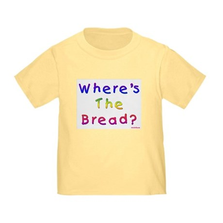 Missing Bread Passover Toddler T-Shirt