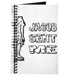 Jacob Sent Me Journal