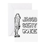 Jacob Sent Me Greeting Cards (Pk of 10)
