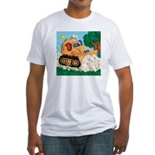 Bulldozer Fitted T-Shirt