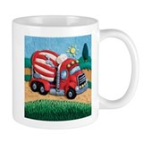 Cement Mixer Mug
