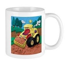 Front End Loader Mug