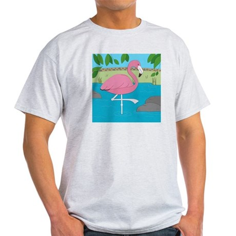 Flamingo Light T-Shirt
