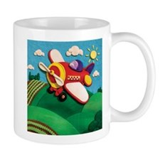 Prop Plane Mug