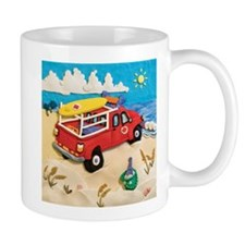 Beach Patrol Rescue Mug