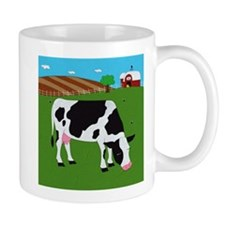 Cow Mug