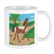 Farm Horse Mug