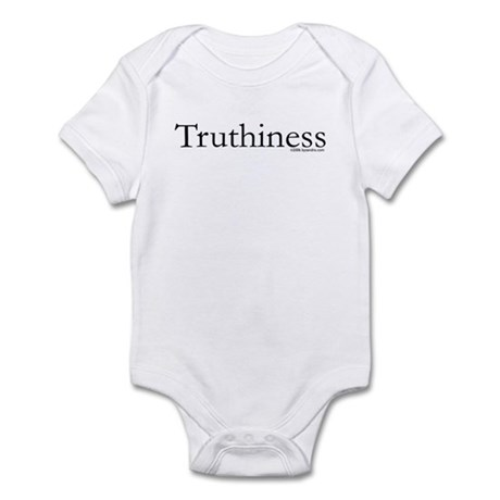 Truthiness Infant Creeper
