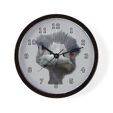 Ostrich Wall Clock 10inch