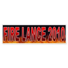 Fire Leonard Lance! (sticker)