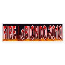 Fire Frank LoBiondo! (sticker)