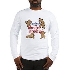 Wheaten Greetin' Long Sleeve T-Shirt