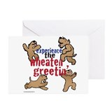 Wheaten Greetin' Greeting Cards (Pk of 20)