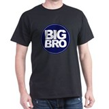 ADULT SIZE big brother simple circle T-Shirt