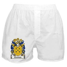 Trevino Coat of Arms Boxer Shorts