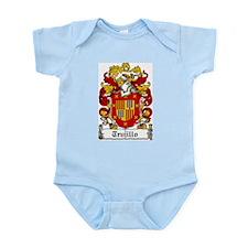 Trujillo Coat of Arms Infant Creeper