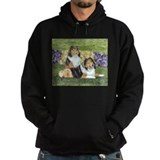 Sheltie Pair Hoody