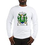 Urbina Coat of Arms Long Sleeve T-Shirt