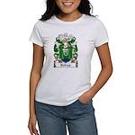 Urbina Coat of Arms Women's T-Shirt