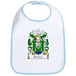 Urbina Coat of Arms Bib