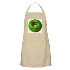 Bite Me - I'm Irish Apron