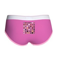 49 Hen Breeds Women's Boy Brief
