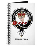 Robertson Clan Crest / Badge Journal