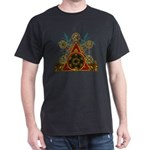 SOLOMON'S MAGIC PENTACLES Dark T-Shirt