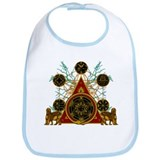 SOLOMON'S MAGIC PENTACLES Bib