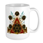 SOLOMON'S MAGIC PENTACLES Large Mug