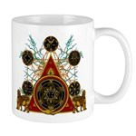 SOLOMON'S MAGIC PENTACLES Mug